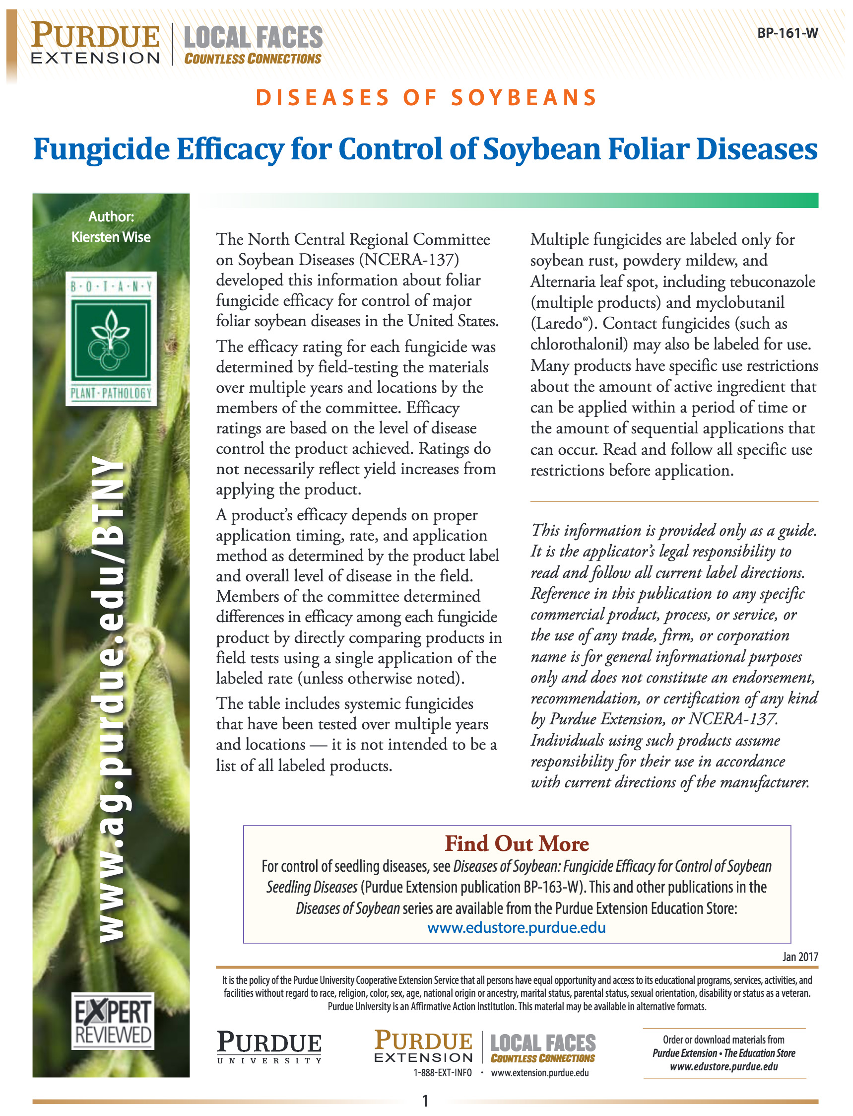 Soybean research information initiative resource library fungiicide efficacy 2015 nvjuhfo Images